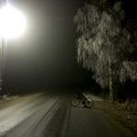 Один в ночном тумане