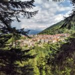 Через горные деревни